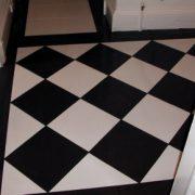 kitchen floor refurb