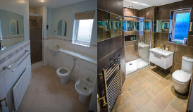 Bathroom installations Edinburgh